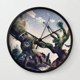 TOWN Wall Clock