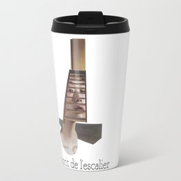 Esprit de l'escalier Travel Mug