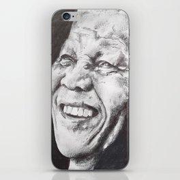 Madiba iPhone Skin