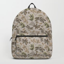 GRAY SQUIRRELS IN THE DUSTY FOREST  Backpack