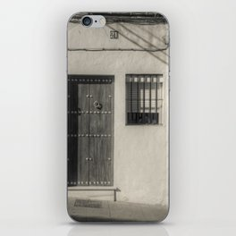 Doors #14 iPhone Skin