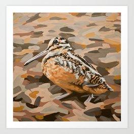 American Woodcock Art Print