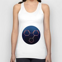 fullmetal alchemist Tank Tops featuring THE ALCHEMIST by James Alex Davies