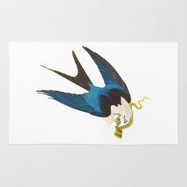 Swallow-tailed Hawk Rug