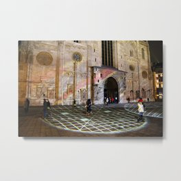 Stephansdom Metal Print