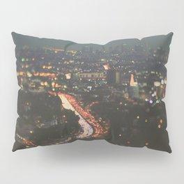 L.A. Skyline. Stardust Pillow Sham