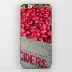 Autumn Apple Harvest iPhone & iPod Skin