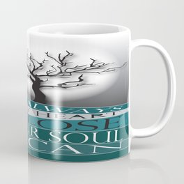 I Will Always Lean My Heart As Close To Your Soul As I Can Coffee Mug
