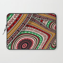 Tribal adventure Laptop Sleeve