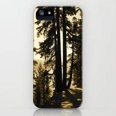 Shadows of Pine Slim Case iPhone (5, 5s)