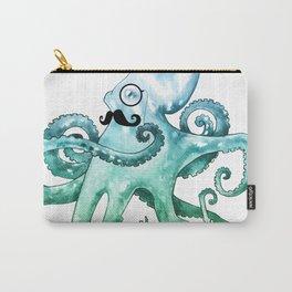 Dapper Octopus Carry-All Pouch