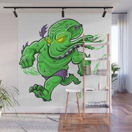 Run Cthulhu Run! Wall Mural