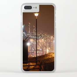 Illuminated Clear iPhone Case