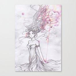 Spread the Love Canvas Print