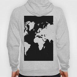 Design 69 world map Hoody