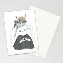 1005 Salon Cat Stationery Cards