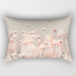 Pink Angel (two) Rectangular Pillow