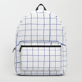 Graph paper Backpack