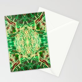 The Heart's Brain Stationery Cards
