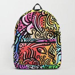 Squiggles and Giggles Backpack
