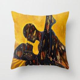 Firedesire Throw Pillow