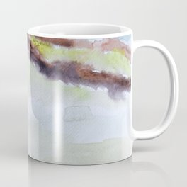 Miami Beach Watercolor #3 Coffee Mug