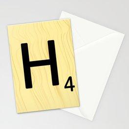 Scrabble H Decor, Scrabble Art, Large Scrabble Prints, Word Art, Accessories, Apparel, Home Decor Stationery Cards