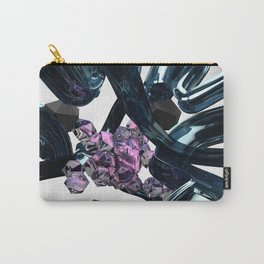 Gel and Stones Carry-All Pouch