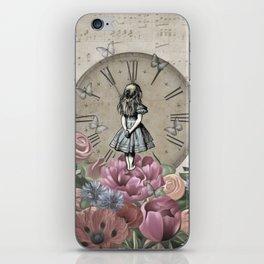 Alice In Wonderland - Wonderland Garden iPhone Skin