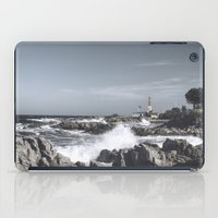 religious iPad Cases featuring The wild sea by UtArt