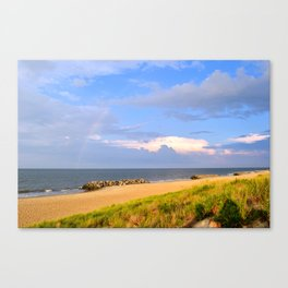 Beach I Canvas Print