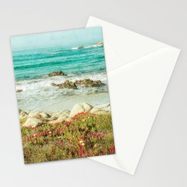 Scenic Photography, Beach, 17 Mile Drive, Monterey, Pebble Beach, Pacific Grove,  Stationery Cards