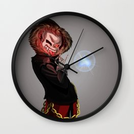 Fell Sans Wall Clock