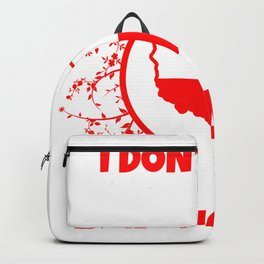 Poland Polska Therapy Home Love Gift Backpack
