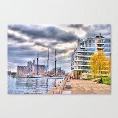 harbourfront toronto Canvas Print