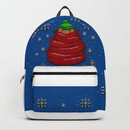 Scarf Girl Backpack