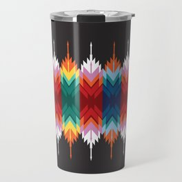 American Native Pattern No. 285 Travel Mug