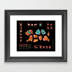 Koopa: It's What's For Supper Framed Art Print