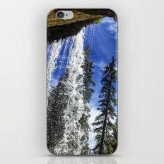 Hanging Lake iPhone & iPod Skin