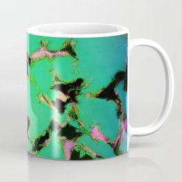 An interrupted glow Coffee Mug
