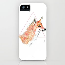 The street is mine iPhone Case