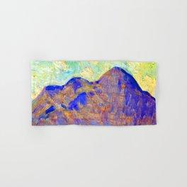 Childe Hassam Mount Beacon Hand & Bath Towel