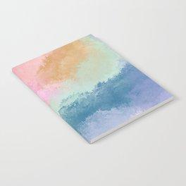 Colorful Fresco Notebook