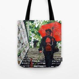 Metro (Métro) Tote Bag