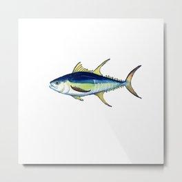 Tuna Metal Print