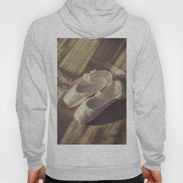 Ballet dance shoes Hoody