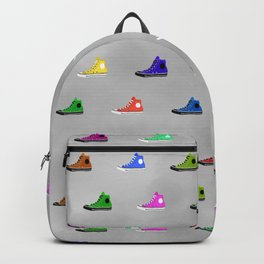 Rock shoes Backpack
