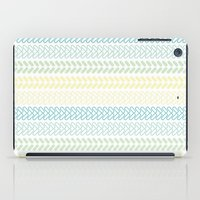 knit iPad Cases featuring Knit 2 by K&C Design