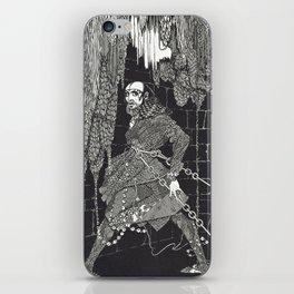 The Cask of Amontillado by Harry Clarke iPhone Skin