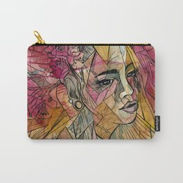 Come Undone Carry-All Pouch